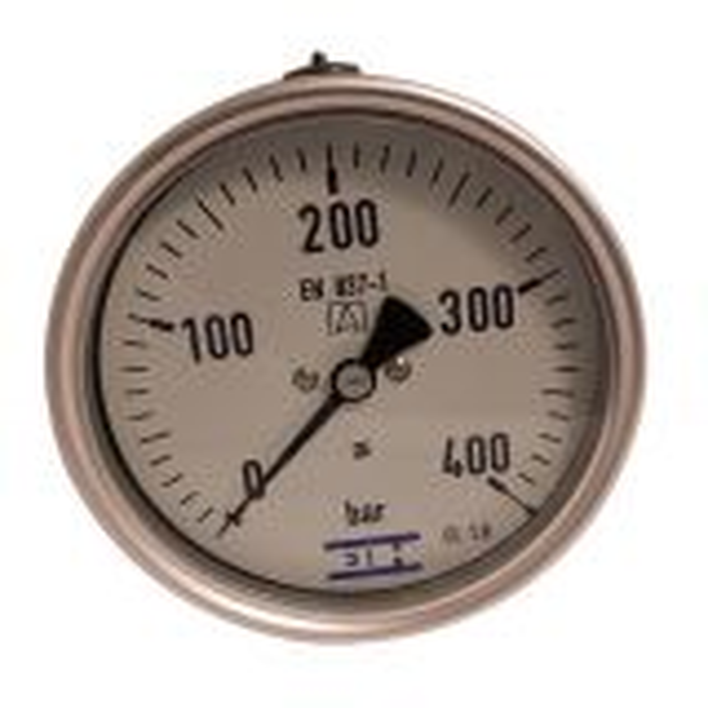 Manometer Ø100 mm