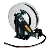 """Wide hose reel for hose up to 3/8"""" and up to 20 m length"""