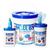Scrubs Hand Cleaning Wipes