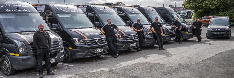 Widnes mobile team