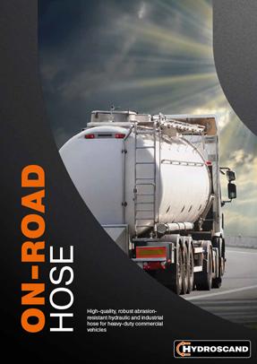 Hydroscand UK - On-road hose brochure